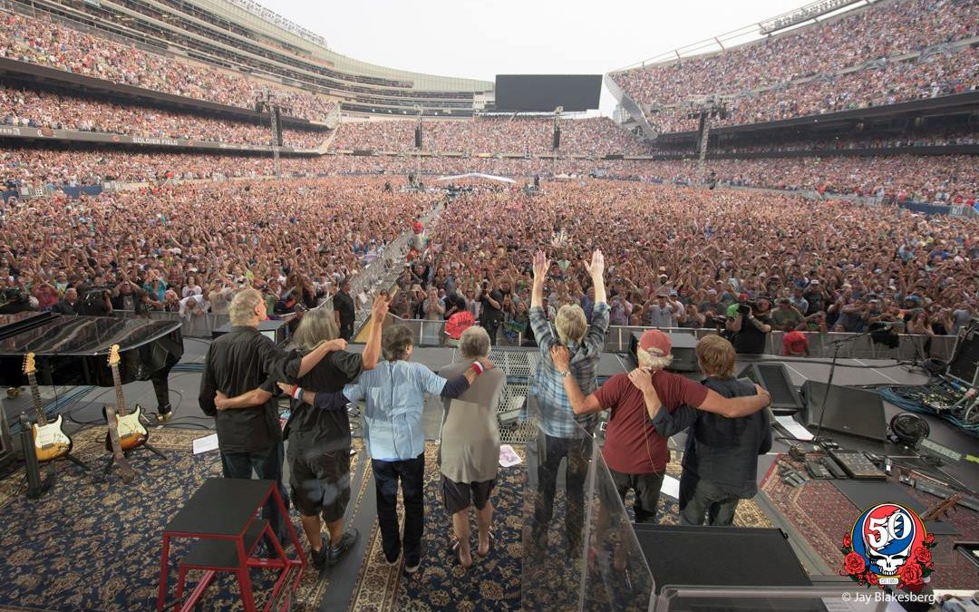 50 of the Best Photos That Will Transport You Back to Fare Thee Well
