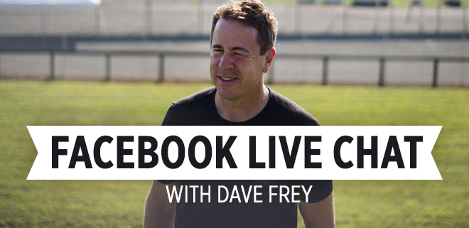 LOCKN' Festival Co-Founder Dave Frey Goes Live on Facebook on Thursday, April 7