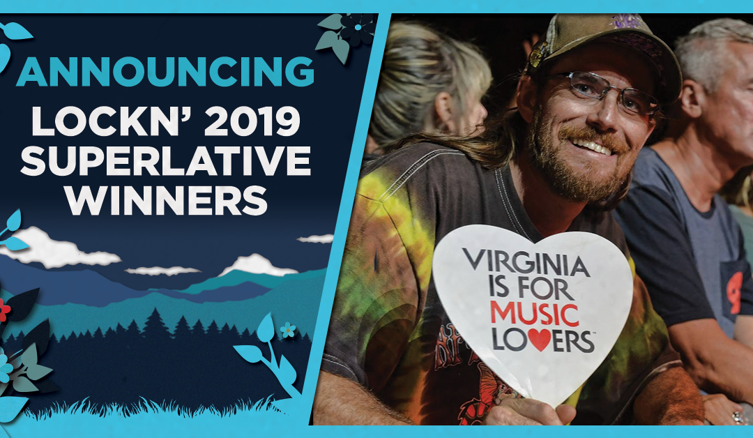Announcing LOCKN' 2019 Superlative Winners