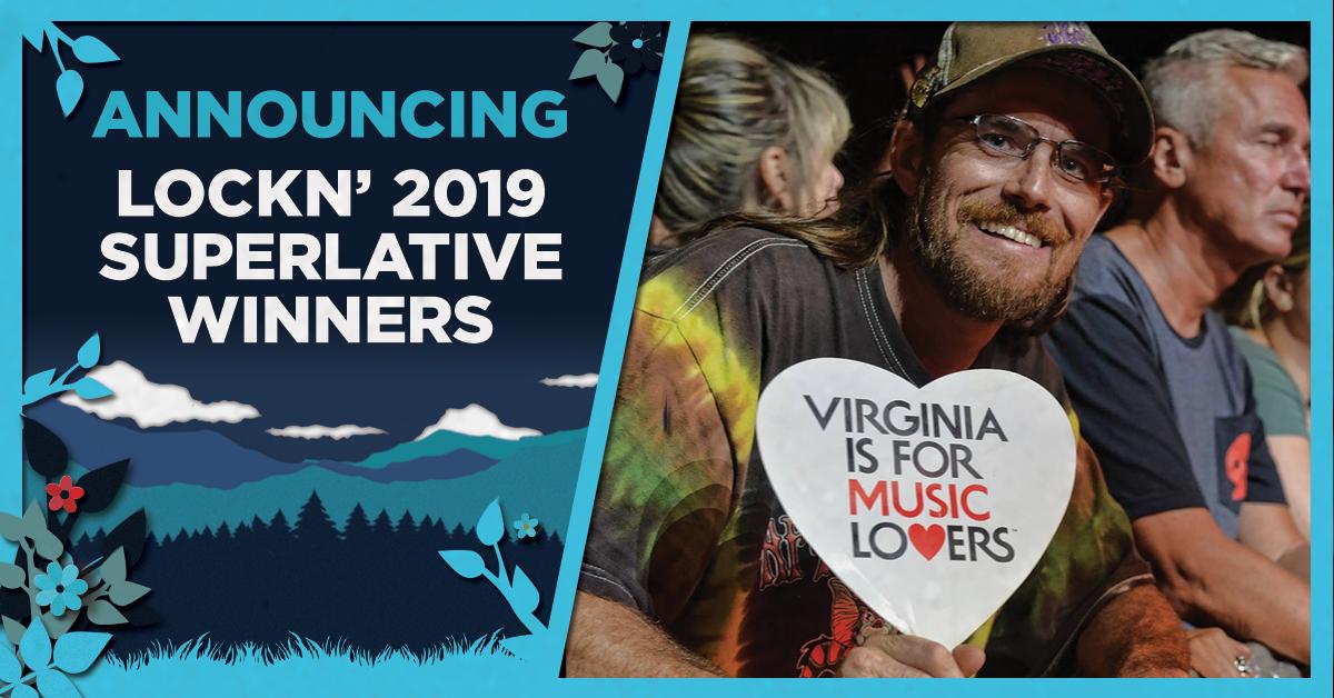 Announcing LOCKN' 2019 Superlative Winners