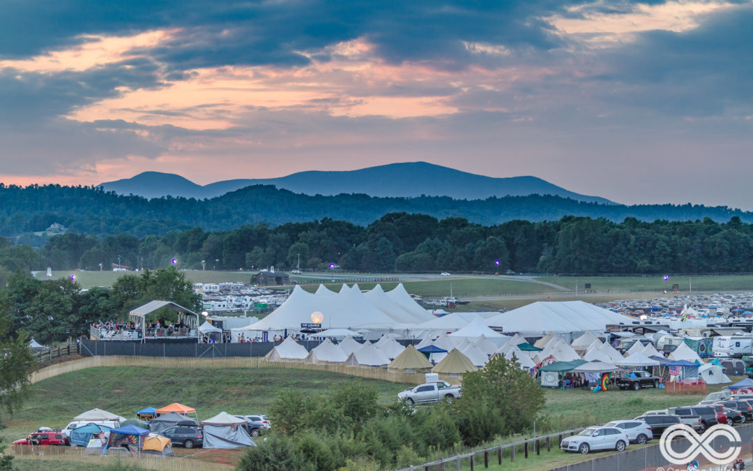 Here's How LOCKN' is the Living Festival