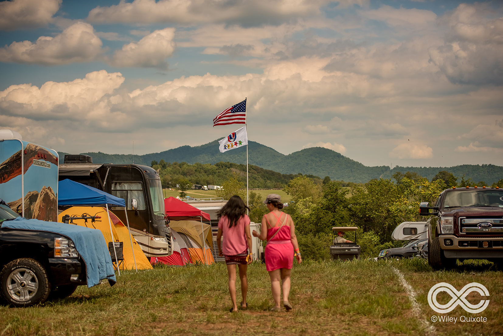 The Daytripper Experience at LOCKN'