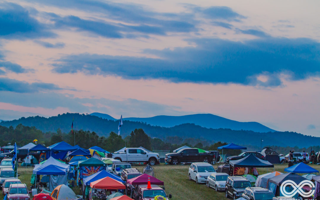 Everything You Need to Know About Camping at LOCKN'