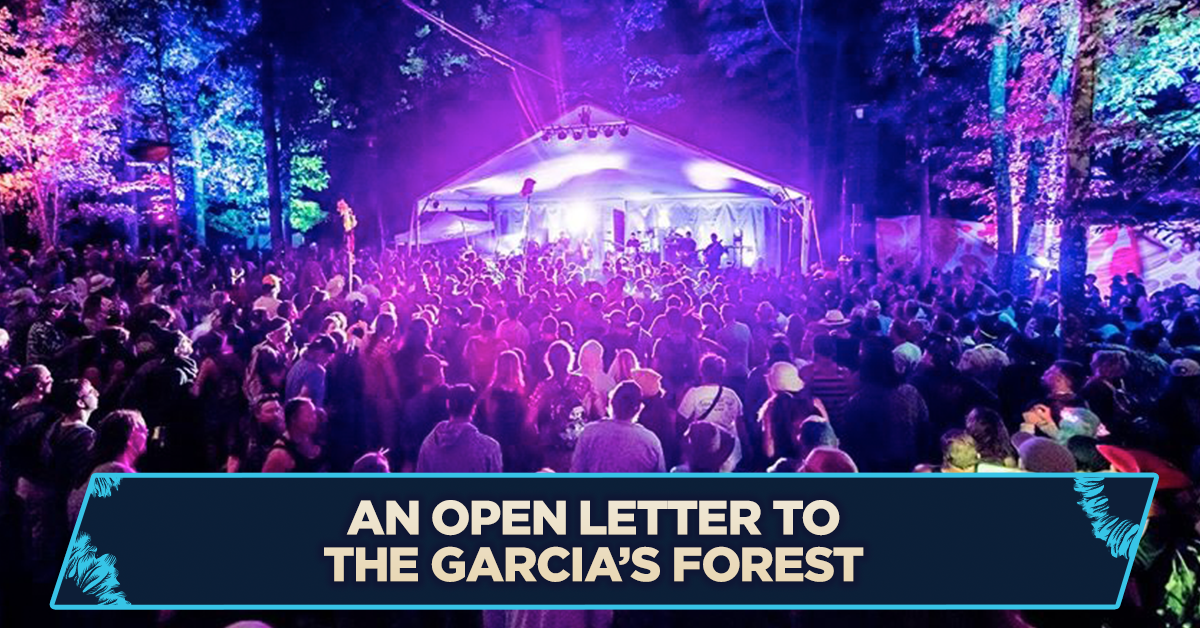 An Open Letter to the Garcia's Forest