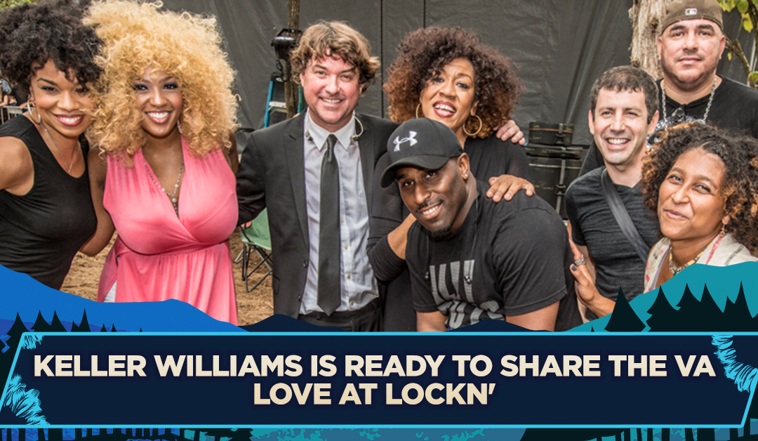 Keller Williams is Ready to Share the VA Love at LOCKN'