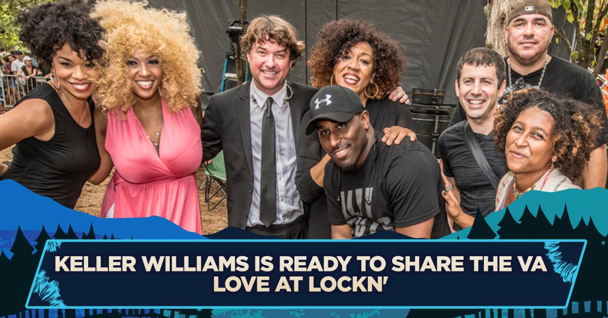 Keller Williams is Ready to Share the VA Love at LOCKN'
