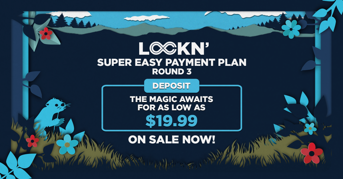 Grab Tickets for $19.99 Down with LOCKN's Super-Easy Payment Plan Round 3