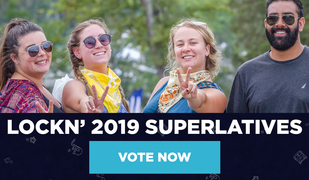 Vote For LOCKN' 2019 Superlative Winners