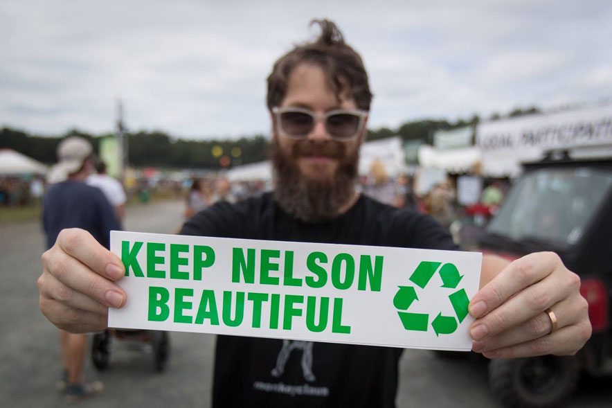 Reduce Single-Use Plastics At LOCKN'