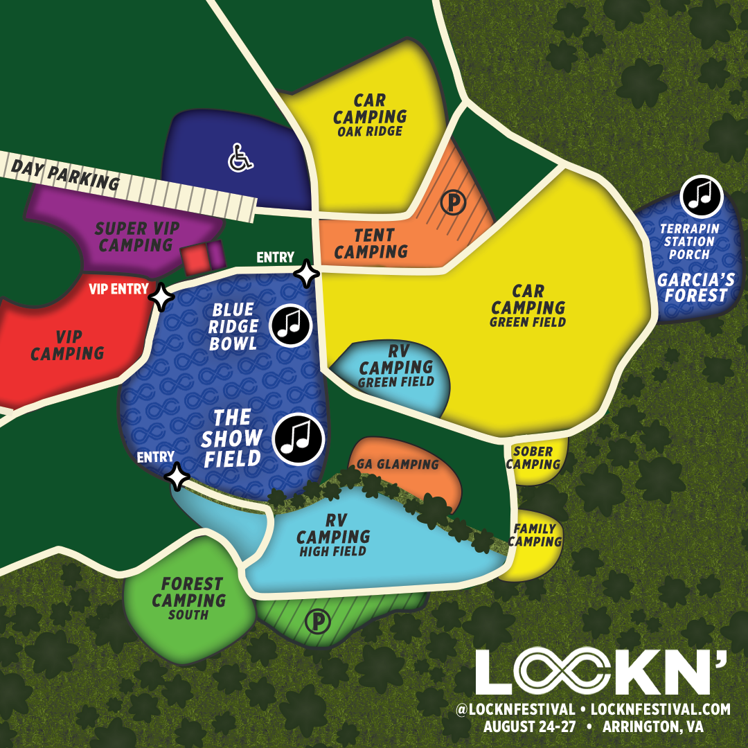 Announcing Special Guests, New & Improved Festival Layout & more!