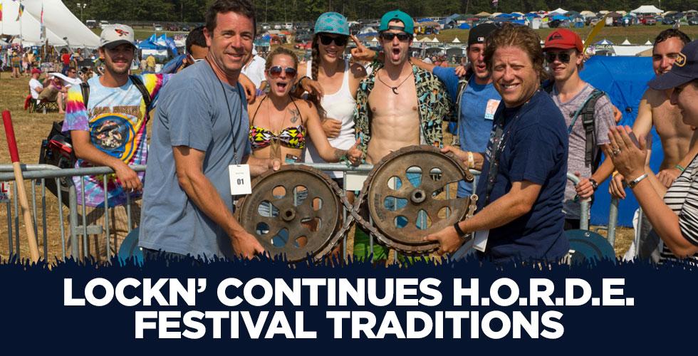 LOCKN' Continues H.O.R.D.E. Festival Traditions