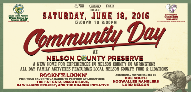 6 Things You Must Experience at Nelson County's Community Day