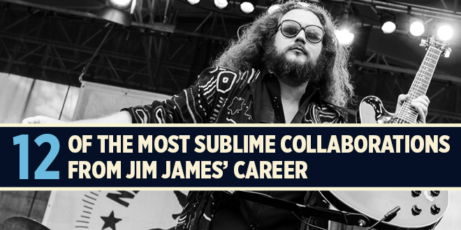 12 of the Most Sublime Collaborations from Jim James' Career