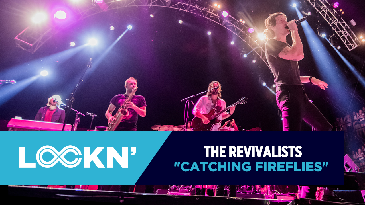 "Watch The Revivalists Play ""Catching Fireflies"""