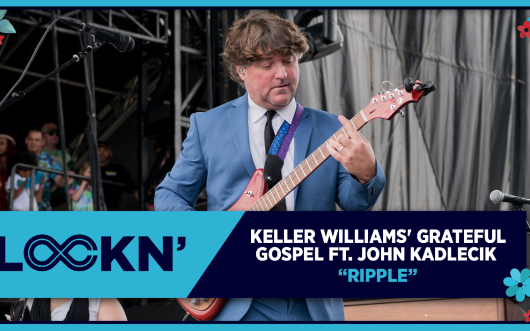 "Watch Keller Williams' Grateful Gospel ft. John Kadlecik Play ""Ripple"""