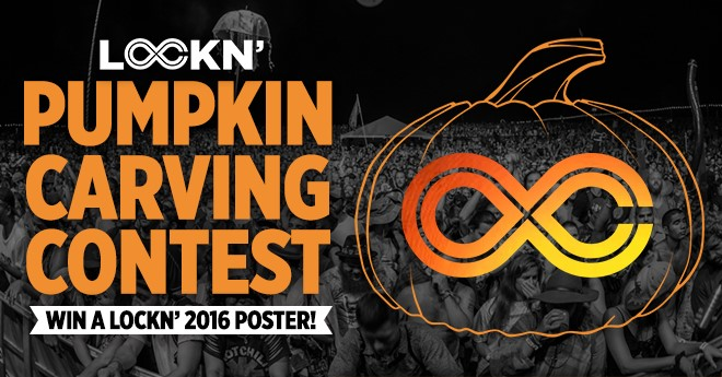 Enter LOCKN's Pumpkin Carving Contest